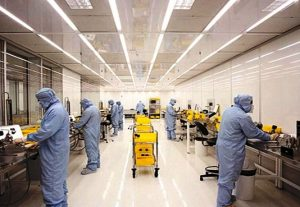 Medical Device Cleanroom Testing