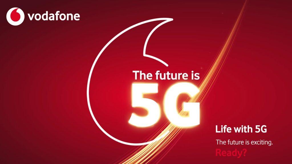 Vodaphone 5G