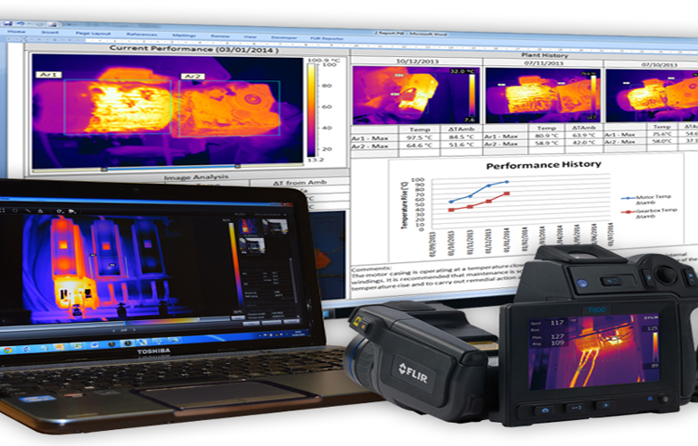 Thermal Imaging Services for Commercial Buildings