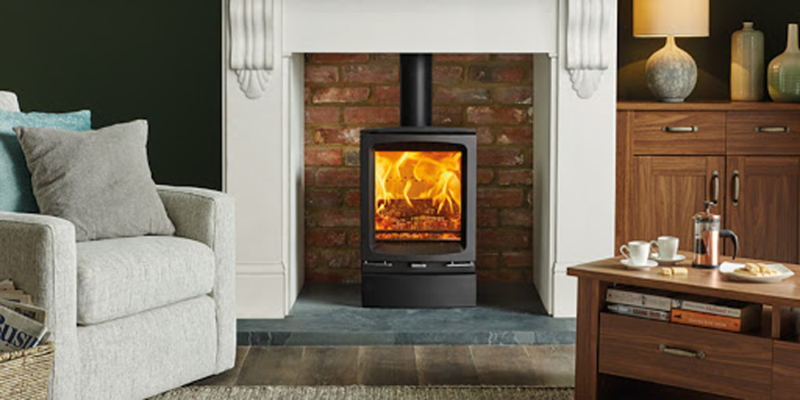 Fireplaces, Fires & Stoves for the Home