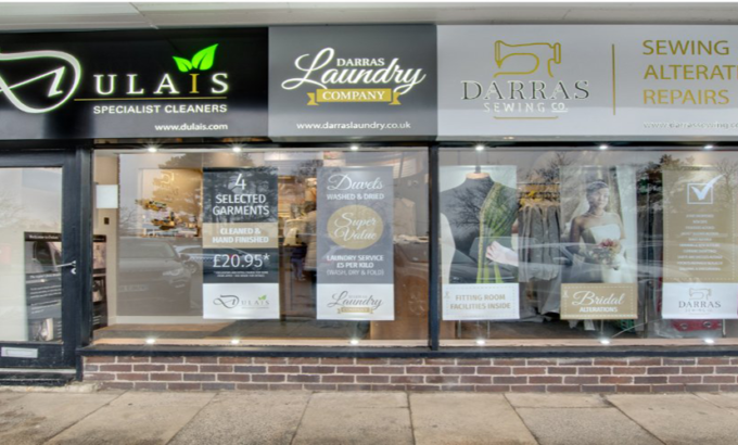 Specialist Laundry Services Newcastle & North East