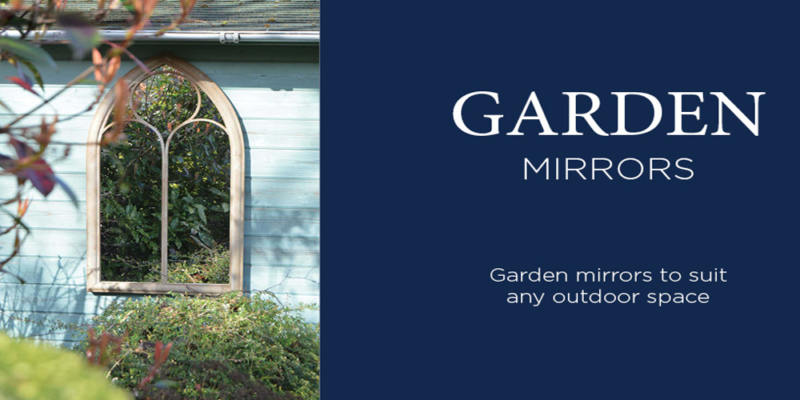 Helping you Find the Perfect Garden Mirror