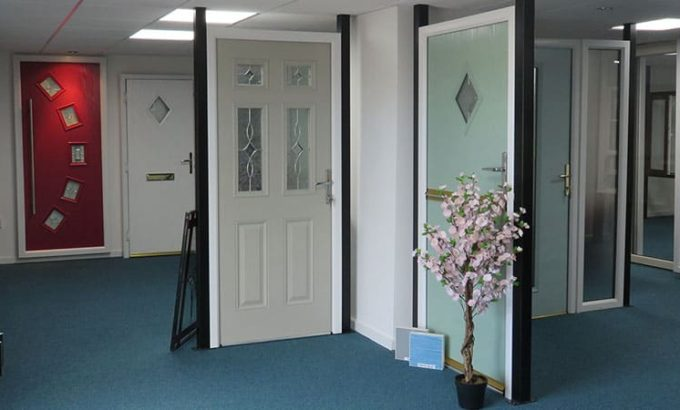 Benefits of a Composite or uPVC Double Glazed Door