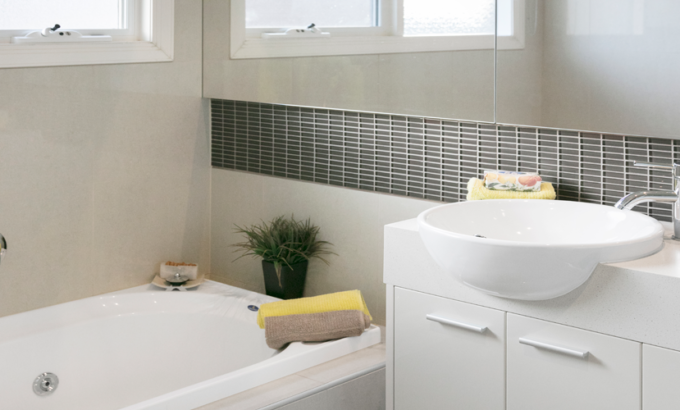 Three Easy Upgrades for Small Bathrooms