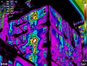 Thermal Imaging Surveys to Achieve Extra BREEAM Credits