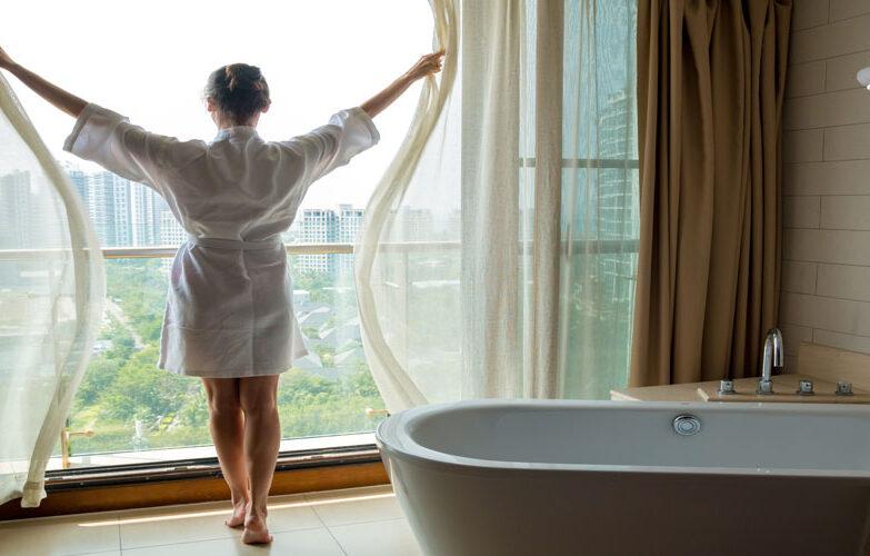 Luxury Bathrooms from PT Ranson