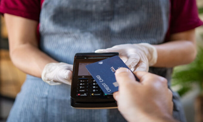 Half of Transactions to be Contactless by 2022
