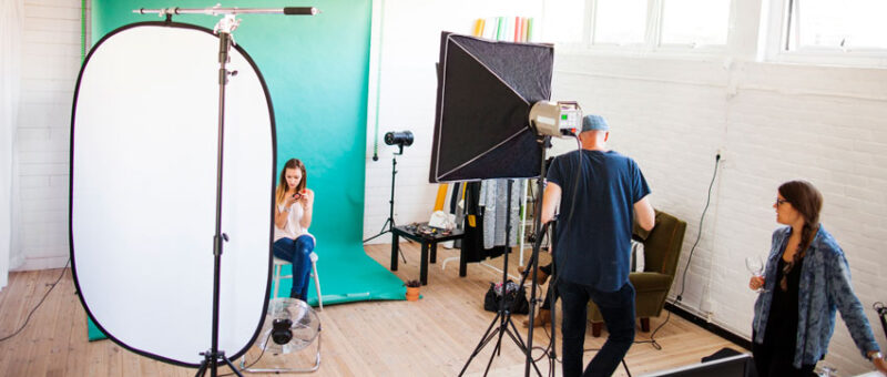 Bank Photographic Studio